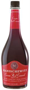 Manischewitz Cream Red Concord 1.50l - Case of 6